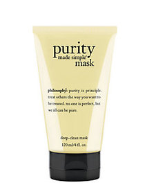 Philosophy Purity Mask NO COLOR