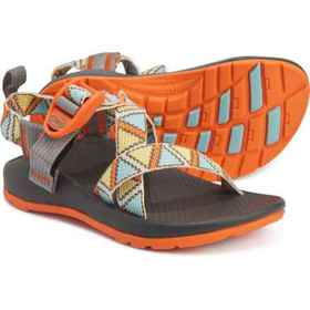 Chaco ZX1 EcoTread Sport Sandals (For Girls) in Tr