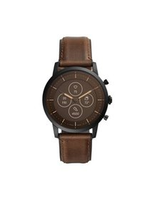 Fossil Hybrid Smartwatch HR - Collider Dark Brown