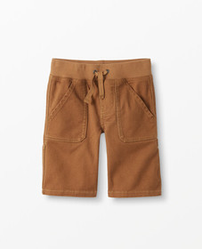 Hanna Andersson Twill Carpenter Shorts