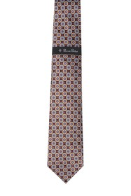 Burma Bibas Regular Medallion Tie