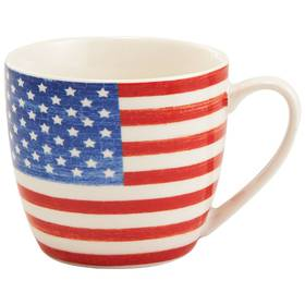 Portmeirion® American Flag 16oz. Mug