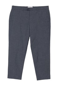 Original Penguin Stretch Chambray Tapered Crop Pan