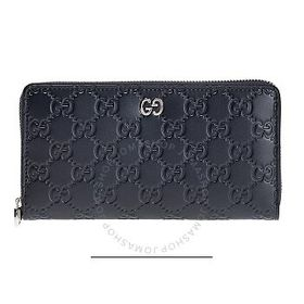 GucciGucci Men's Signature Wallet in Blue
