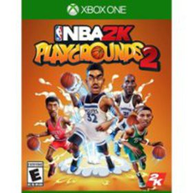 NBA 2K Playgrounds 2 Standard Edition - Xbox One