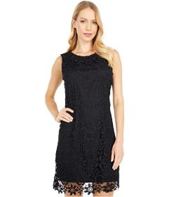 Bebe Scoop Neck Shift Dress