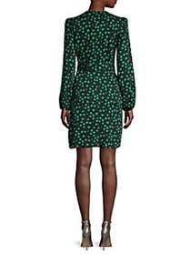 Cynthia Rowley Rocky Wrap Dress
