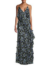 Jason Wu Collection Floral Embroidered Dress