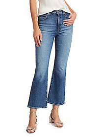J Brand Julia High-Rise Kick Flare Jeans