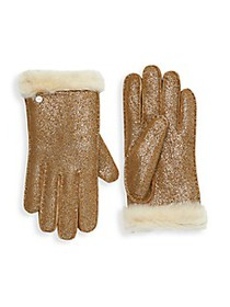 UGG Shearling & Sheepskin Gloves
