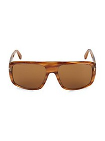 Tom Ford 59MM Square Sunglasses