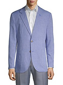 TailorByrd Standard-Fit Two-Button Sportcoat