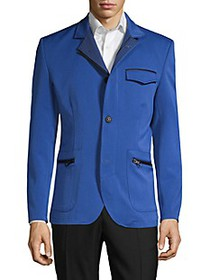 RNT23 Standard-Fit Notch Lapel Sportcoat