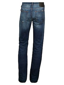 Prps Stockman Distressed Straight Jeans