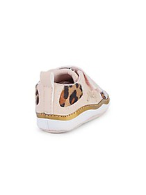 Juicy Couture Baby Girl's Faux Calf Hair Oakhurst