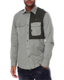 G-STAR strek slim shirt ls buttondown