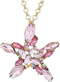 Betsey Johnson Starfish Pendant Necklace
