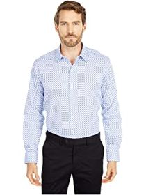 BUGATCHI Baccio Long Sleeve Button-up Shirt