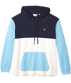 Lacoste Long Sleeve Hooded Tee \
