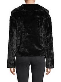C&C California Faux Fur Jacket