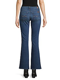 7 For All Mankind Talorles Kimmie Flare Jeans