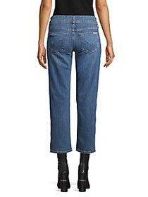 Hudson Jeans Stretch Cropped Jeans