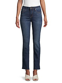 Driftwood Straight-Fit Jeans