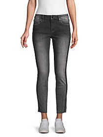 Driftwood Stretch Cropped Jeans
