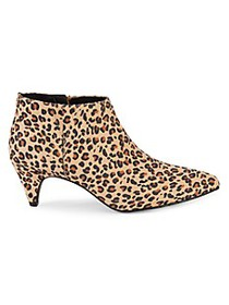 Kenneth Cole REACTION Animal-Print Faux Suede Boot