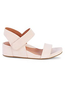 Gentle Souls ​Judith Two-Band Suede Sandals