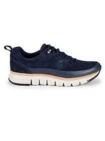 Cole Haan ZeroGrand Rugged Suede Sneakers