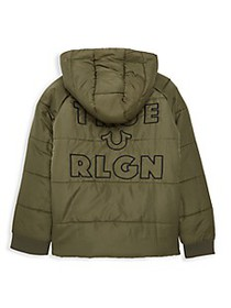 True Religion Boy's Puffer Jacket
