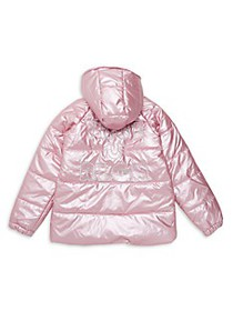 True Religion Baby Girl's Hooded Puffer Jacket