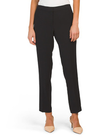 VINCE CAMUTO Texture Base Ankle Pants