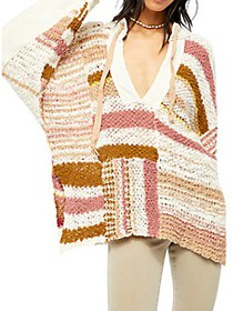 Free People Bayside Knit Tunic Pullover