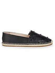 Kate Spade New York Turin Spade-Embossed Leather E