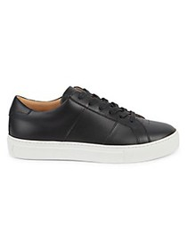 GREATS Royale Leather Sneakers