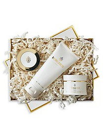 Borghese Gold Trilogy 3-Piece Skincare Gift Set
