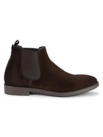 To Boot New York Arion Suede Chelsea Boots
