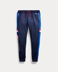 Ralph Lauren Double-Knit Track Pant