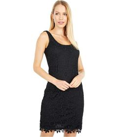 Bebe Scoop V-Neck Dress