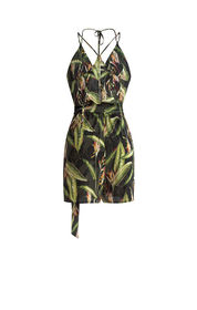 BCBG Bird of Paradise Romper