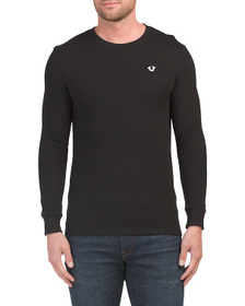 Reveal Designer Made In Usa Long Sleeve Thermal Cr