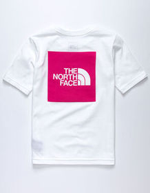 THE NORTH FACE Red Box Red Ink Little Boys T-Shirt