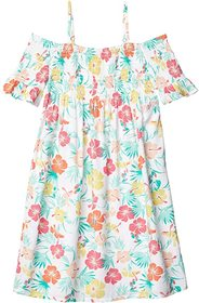 Roxy Kids Barbie Smocky Sun Dress (Little Kids/Big