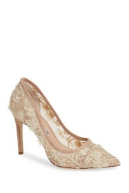 Charles David Chaser Embroidered Sequin Pointed To