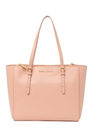 Marc Jacobs Commuter Leather Tote Bag