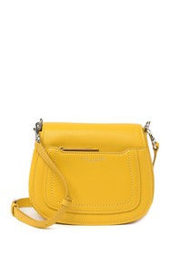 Marc Jacobs Empire City Mini Messenger Leather Cro