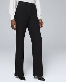 Petite Luxe Suiting Trouser Pants
