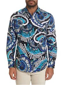 Robert Graham Power Train Sport Shirt